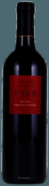 TOR Tierra Roja Cabernet Sauvignon 2017 (750 ml)