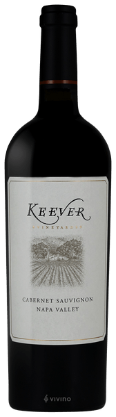 Keever Cabernet Sauvignon, Napa Valley 2015 (750 ml)