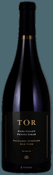 TOR Palisades Vineyard Old Vine Petite Sirah 2016 (750 ml)