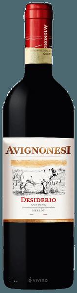 Avignonesi Desiderio Merlot 2014 (750 ml)