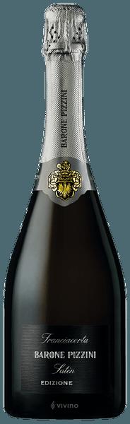 Barone Pizzini Franciacorta Saten Edizione 2014 (750 ml)