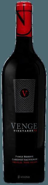 Venge Vineyards Cabernet Sauvignon Family Reserve 2017 (750 ml)