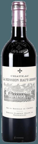 Château La Mission Haut-Brion Pessac-Léognan (Grand Cru Classé de Graves) 2014 (750 ml)