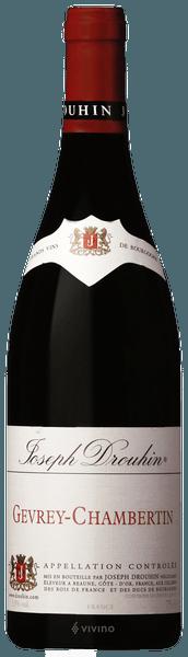 Joseph Drouhin Gevrey-Chambertin 2015 (750 ml)