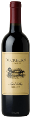 Duckhorn Napa Valley Merlot 2017 (750 ml)