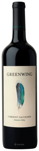 Greenwing Cabernet Sauvignon 2018 (750 ml)