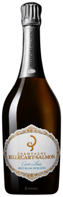 Billecart-Salmon Champagne Brut Blanc de Blancs Cuvee Louis 2007 (750 ml)