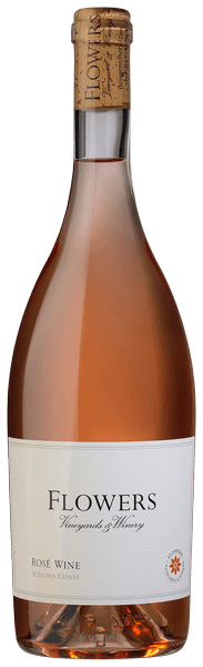 Flowers Rosé Sonoma Coast 2019 (750 ml)