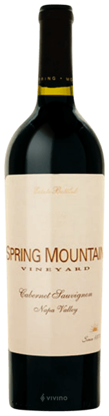 Spring Mountain Vineyard Cabernet Sauvignon 2016 (750 ml)