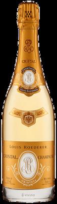 Louis Roederer Cristal Rosé Brut Champagne (Millésimé) 2012 (750 ml)