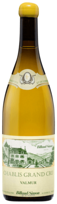 Billaud-Simon Chablis Grand Cru 'Valmur' 2016 (750 ml)