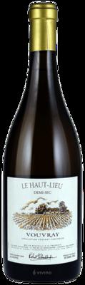 Domaine Huet Vouvray Le Haut-Lieu Demi-Sec 2018 (750 ml)