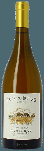 Domaine Huet Vouvray Moelleux Clos Du Bourg 2018 (750 ml)