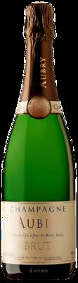 Aubry Brut Champagne Premier Cru N.V. (750 ml)