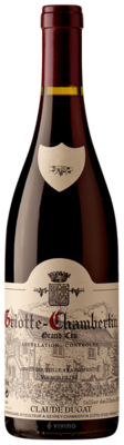 Claude Dugat Griotte-Chambertin Grand Cru 2014 (750 ml)