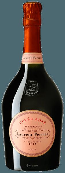 Laurent-Perrier Brut Cuvée Champagne Rosé NV (750 ml)