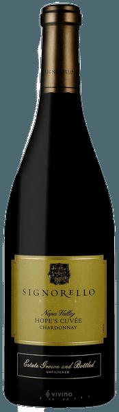 Signorello Estate Chardonnay Hope's Cuvée 2018 (750 ml)