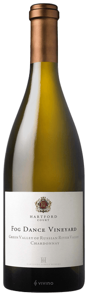 Hartford Court Fog Dance Vineyard Chardonnay 2015 (750 ml)