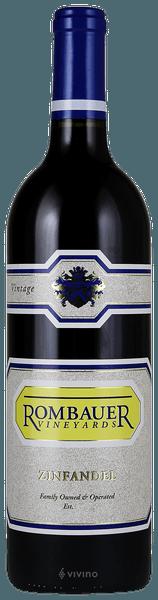 Rombauer Vineyards Zinfandel 2016 (1.5 Liter)
