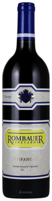 Rombauer Vineyards Zinfandel 2016 (1.5 Liter)