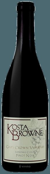 Kosta Browne Gap's Corwn Vineyard Pinot Noir 2017 (750 ml)