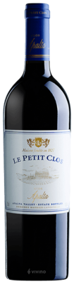 Lapostolle Clos Apalta Le Petit Clos 2016 (750 ml)
