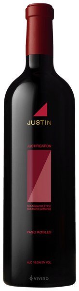 Justin Justification 2016 (1.5 Liter)