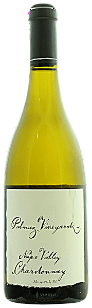 Palmaz Chardonnay Napa Valley 2017 (750 ml)