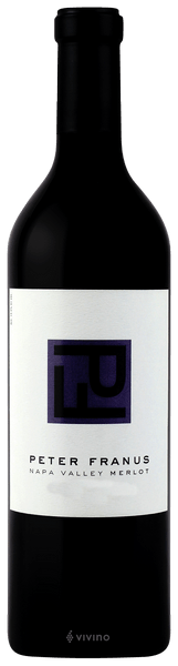 Peter Franus Merlot 2017 (750 ml)