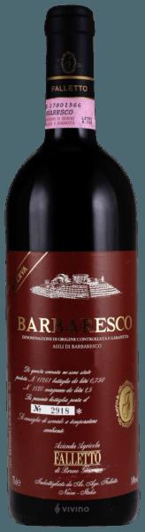 Bruno Giacosa Falletto Barbaresco Asili Riserva 2011 (750 ml)