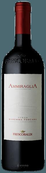 Tenuta Ammiraglia Ammiraglia Syrah Maremma Toscana 2011 (750 ml)