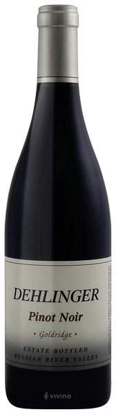 Dehlinger Goldridge Vineyard Pinot Noir 2016 (750 ml)