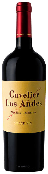 Cuvelier Los Andes Grand Vin 2015 (750 ml)