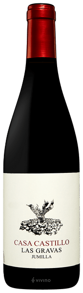 Casa Castillo Las Gravas 2017 (750 ml)