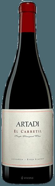 Artadi El Carretil Rioja 2018 (750 ml)