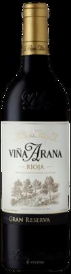 La Rioja Alta Viña Arana Gran Reserva 2014 (750 ml)