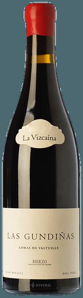 La Vizcaína Las Gundiñas (Lomas de Valtuille) 2017 (750 ml)