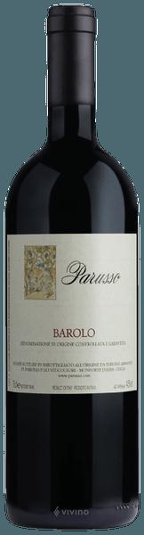 Parusso Barolo 2015 (750 ml)