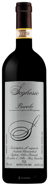 Seghesio Barolo 2016 (750 ml)