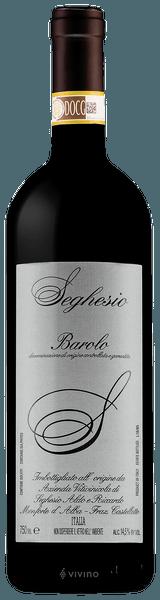 Seghesio Barolo 2015 (750 ml)