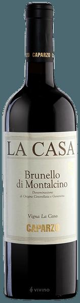 Caparzo La Casa Brunello di Montalcino 2015 (750 ml)