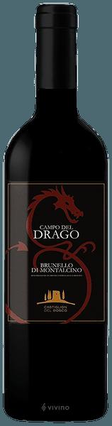 Castiglion del Bosco Campo del Drago Brunello di Montalcino 2015 (750 ml)
