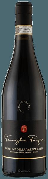 Famiglia Pasqua Amarone della Valpolicella 2015 (750 ml)