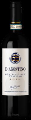 D'Agostino Montepulciano d'Abruzzo Riserva 2015 (750 ml)