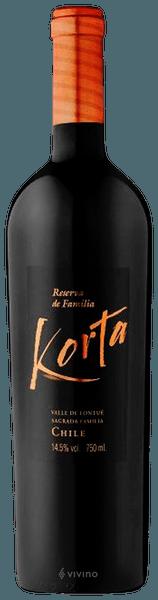 Korta Reserva de Familia 2016 (750 ml)