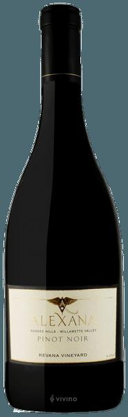 Alexana Revana Vineyard Estate Pinot Noir 2016 (750 ml)