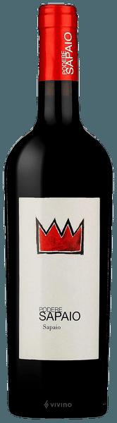 Podere Sapaio Sapaio Bolgheri Superiore 2016 (750 ml)