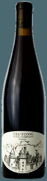 Teutonic Laurel Vineyard Bergspitze Pinot Noir 2018 (750 ml)