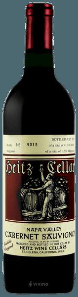 Heitz Cellar Trailside Vineyard Cabernet Sauvignon 2014 (750 ml)