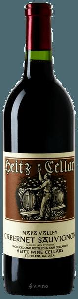 Heitz Cellar Cabernet Sauvignon 2015 (750 ml)